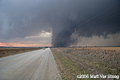 Woodward Iowa tornado
